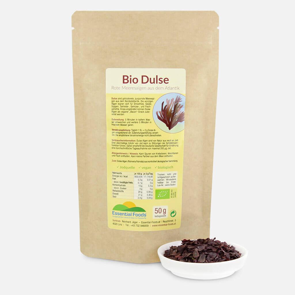 Bio Dulse von essential Foods