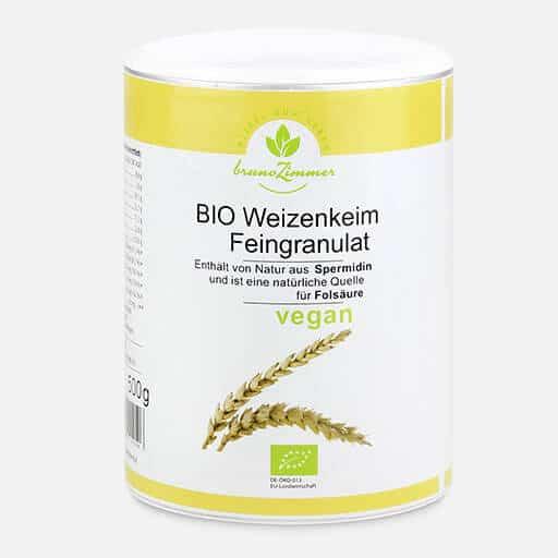 Bio Weizenkeim-Feingranulat