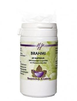 Brahmi Kapseln von der Asia Drogerie
