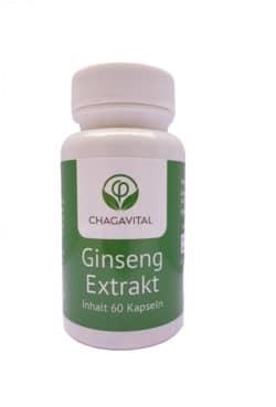 Ginseng Extrakt von chagavital