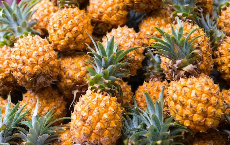 Ananas Enzym